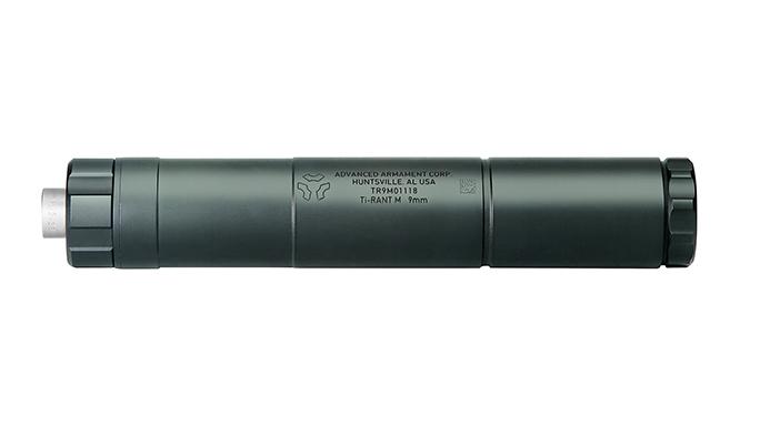 AAC Ti-Rant 9M new suppressor