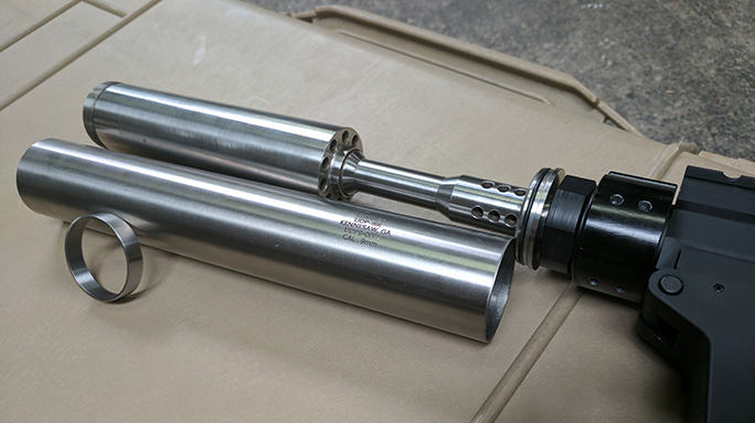 Angstadt Arms UDP-9i new suppressor