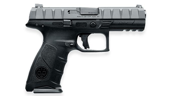 Beretta APX XM17 MHS Pistol right profile