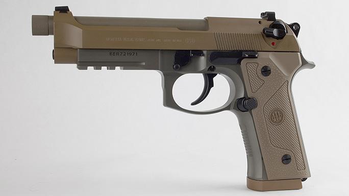 Beretta M9A3 XM17 MHS Pistol