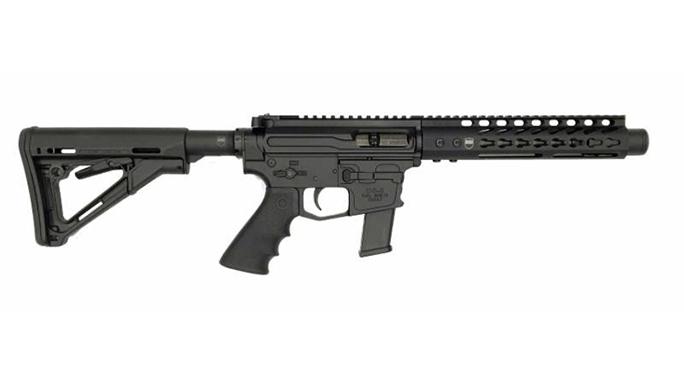 DS Hailstorm 9mm Carbine right profile