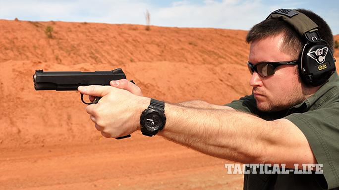The Ed Brown Special Forces pistol