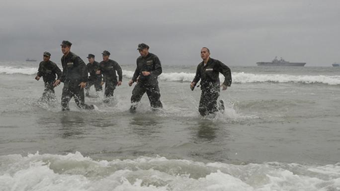 female navy seal BUD/S training