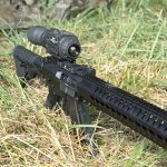 FLIR ThermoSight Pro Series sight front angle