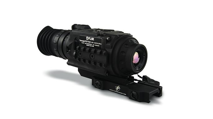 FLIR ThermoSight Pro Series sight right angle