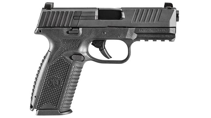 FN 509 XM17 MHS Pistol right profile