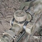 Custom FN SPR A5M .308 Precision Rifle scope knobs rear