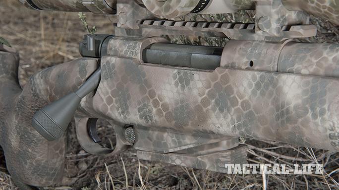 Custom FN SPR A5M .308 Precision Rifle trigger