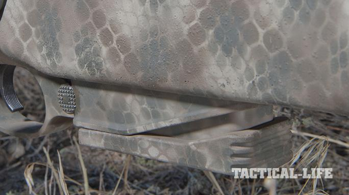 Custom FN SPR A5M .308 Precision Rifle magazine with side release