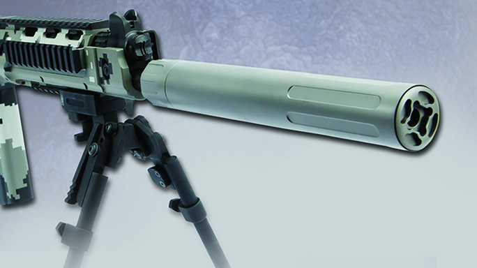 Freedom Armory Dragoon new suppressor