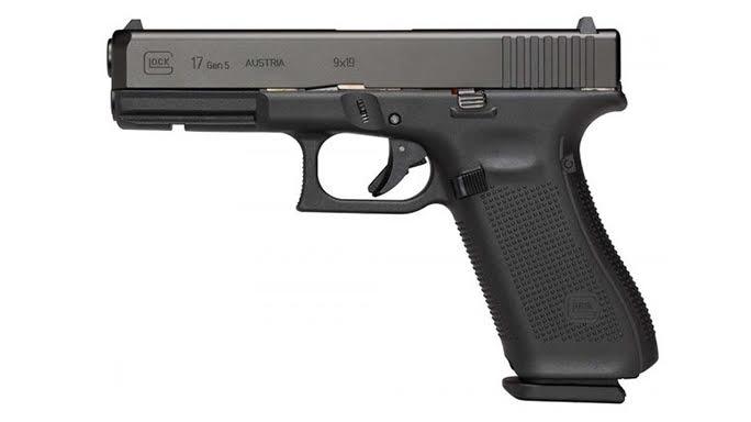 Glock 17 Gen5 pistol