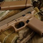 Glock 19 XM17 MHS Pistol left profile