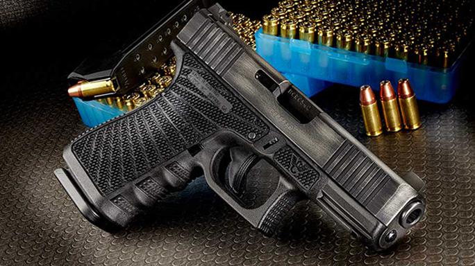 wilson combat glock custom pistol work