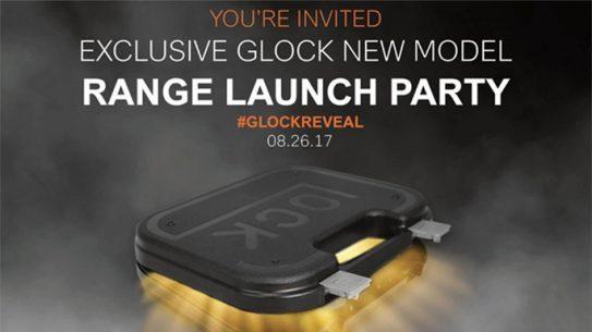 glock gen5 pistol release launch