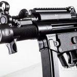 HK SP5K pistol left angle