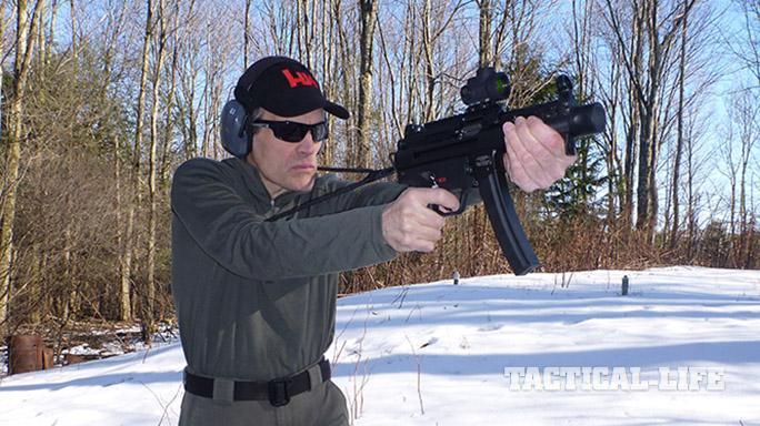 HK SP5K pistol sling