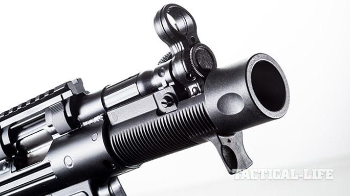 HK SP5K pistol barrel
