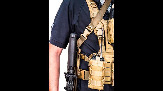 HSGI Tactical Sling hanging side