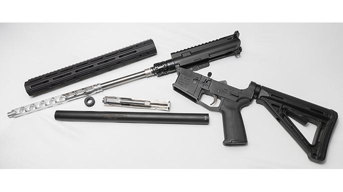 Hailey Ordnance AeGIS new suppressor
