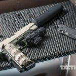 Kimber Warrior SOC TFS pistol down
