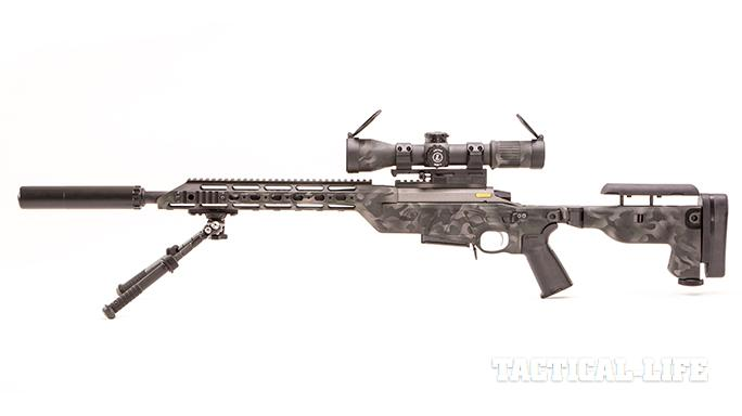 Modern Outfitters MR1 rifle left profile