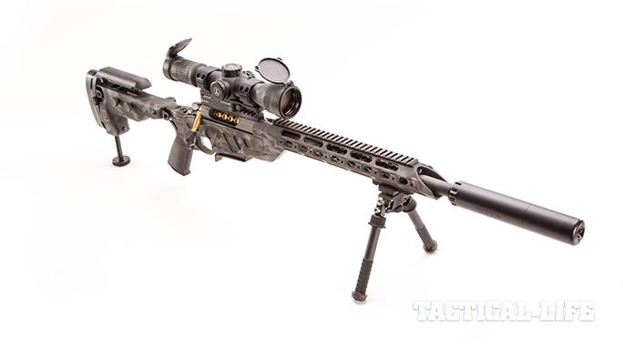 Modern Outfitters MR1 rifle right angle