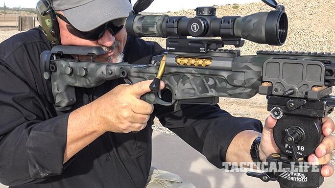 Modern Outfitters MR1 rifle hog saddle test