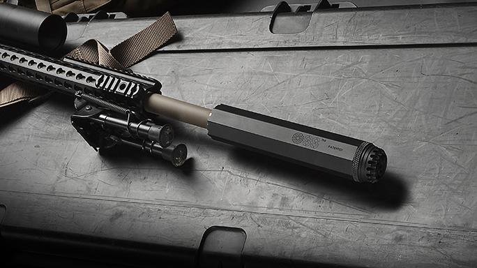 OSS HX Magnum new suppressor