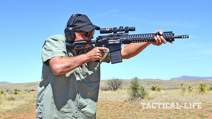 POF Revolution 308 rifle test