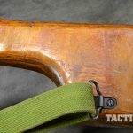 RPK-74 rifle stock