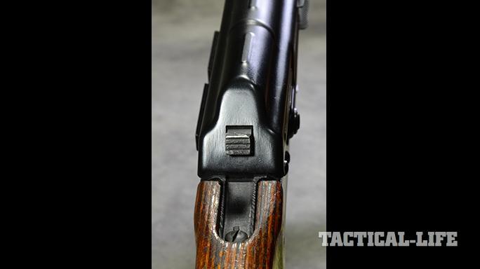 RPK-74 rifle stock trunnion