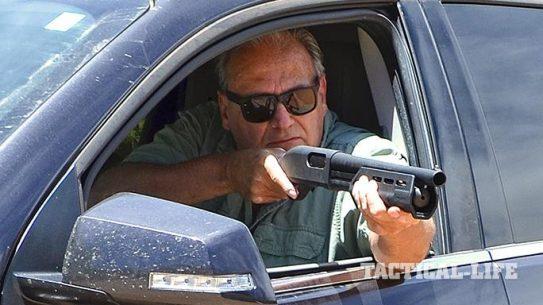 Remington Model 870 Tac-14 aiming