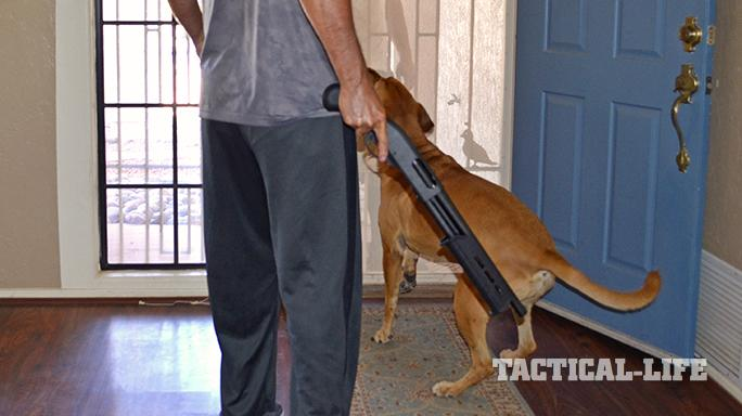 Remington Model 870 Tac-14 home invasion