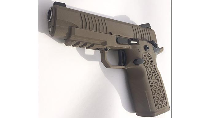 STI-Detonics STX XM17 MHS Pistol
