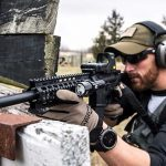 Smith & Wesson Delta Force light