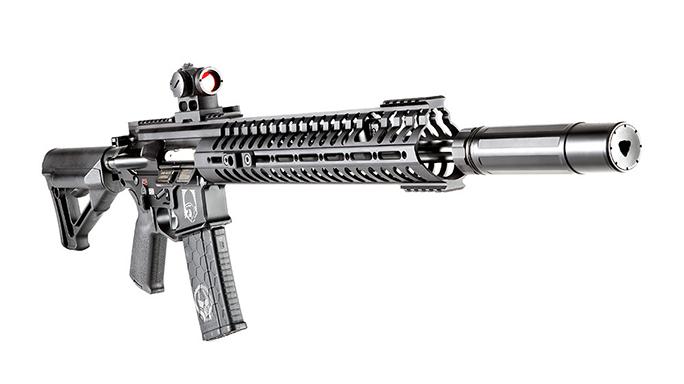atf form 4 suppressors on rifle