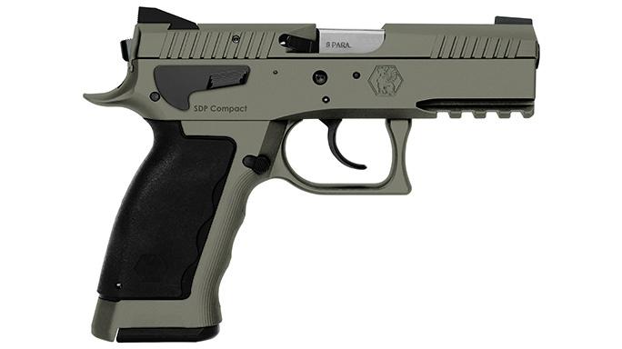 Sphinx SDP Compact XM17 MHS Pistol right profile