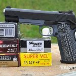 Springfield TRP Operator pistol ammo