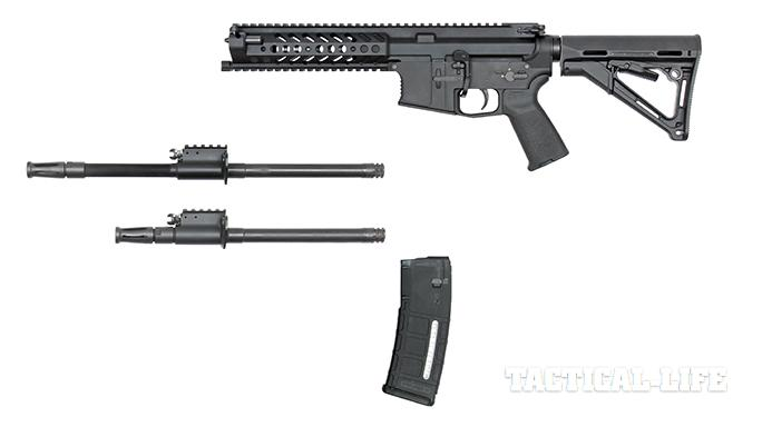 Steyr STM-556/RS-556 rifle different barrels