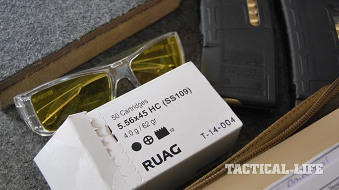 Steyr STM-556/RS-556 rifle ammo
