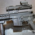 Steyr STM-556/RS-556 rifle barrel swap closeup