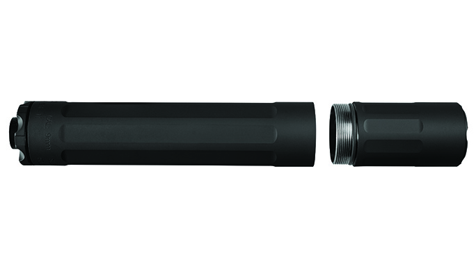 SureFire Ryder 9-MP5 new suppressor