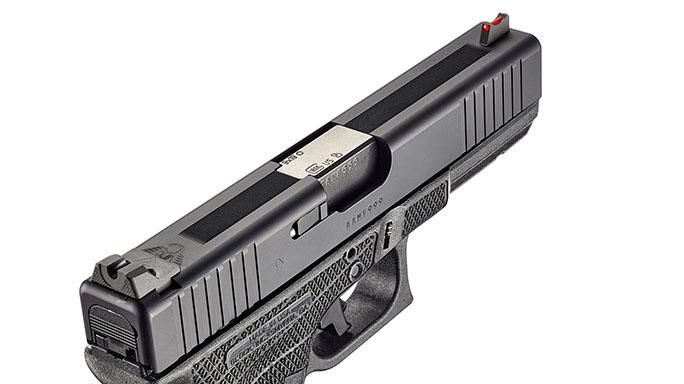 wilson combat glock custom pistol top serrations