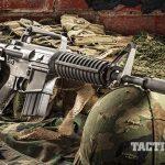 Troy XM177E2 rifle right angle
