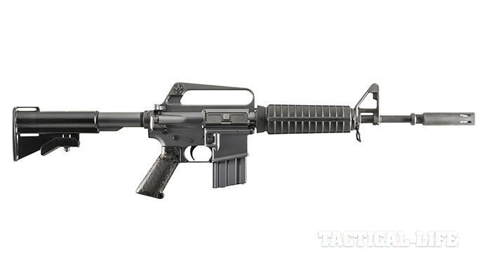 Troy XM177E2 rifle right profile