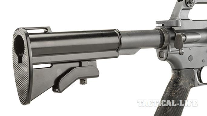 Troy XM177E2 rifle stock