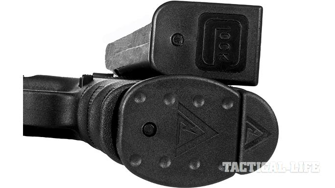 Vickers Tactical Glock 19 pistol magazine floor plates