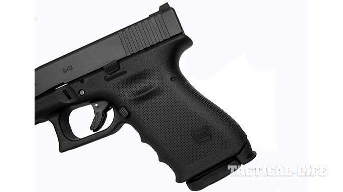 Vickers Tactical Glock 19 pistol frame