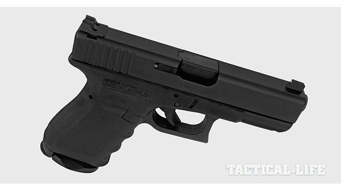 Vickers Tactical Glock 19 pistol rear sight