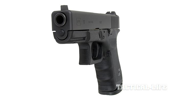 Vickers Tactical Glock 19 pistol different angle